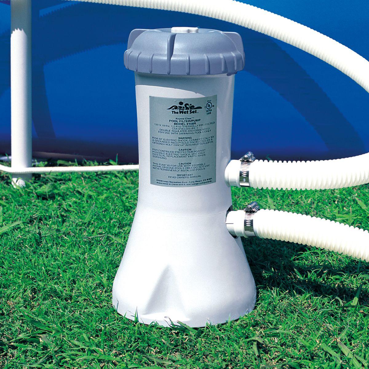 Rotex intex pompa filtro per piscina easy frame depuratore for Pompa x piscina esterna