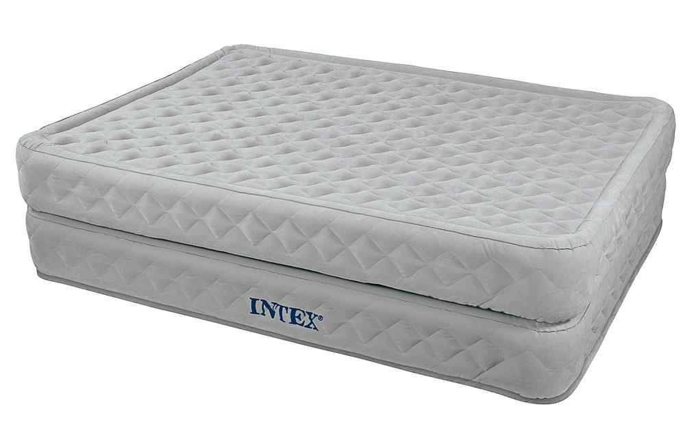 Rotex intex letto materasso gonfiabile anatomico matrimoniale 66962 con pompa ebay - Ikea letto gonfiabile ...