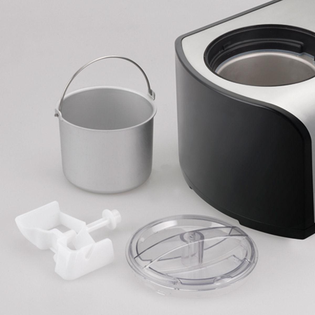 Rotex girmi gelatiera autorefrigerante ice maker for Gelatiera girmi