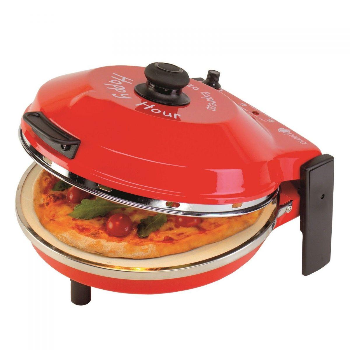 Rotex optima forno pizza maker express happy hour pietra - Forno con pietra refrattaria ...