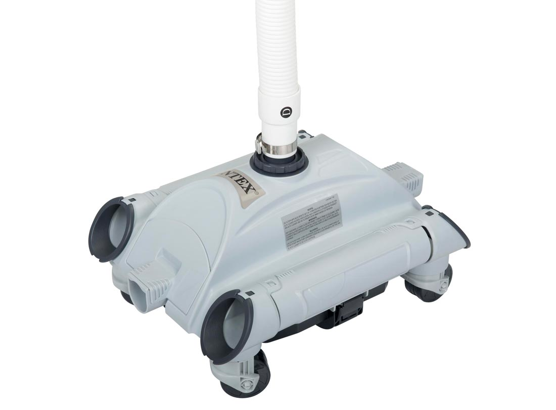 Robot pulitore 28001 intex piscina fuoriterra auto pool for Robot piscine