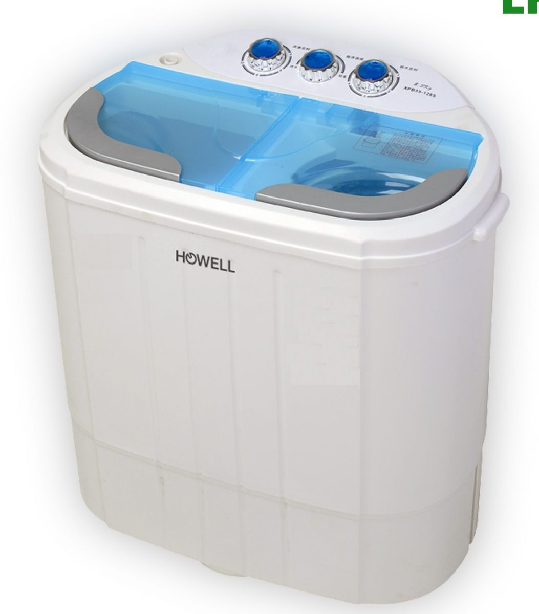 Mini lavatrice 3 5 kg con centrifuga camper barca howell for Lavatrice 3 kg